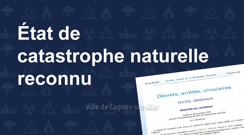Etat de catastrophe naturelle cagnes sur mer - Piscine municipale cagnes sur mer ...